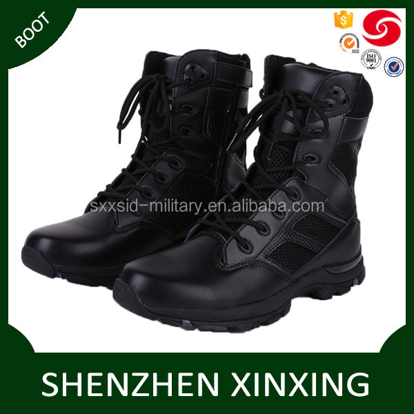 Top Moda Black Military Lace up Mid Calf Combat Boot Men's Tactical Up SizeMagnum Police Tactical Boots