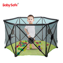 High quality folding portable baby safety playpen