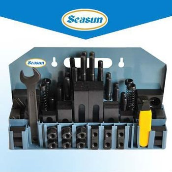 Steel Step Block Clamp Kit