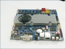 different types of M-ITX motherboard industrial motherboard with 12v dc power/LVDS/LPT/VGA