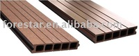 2016 new nice WPC eco decking
