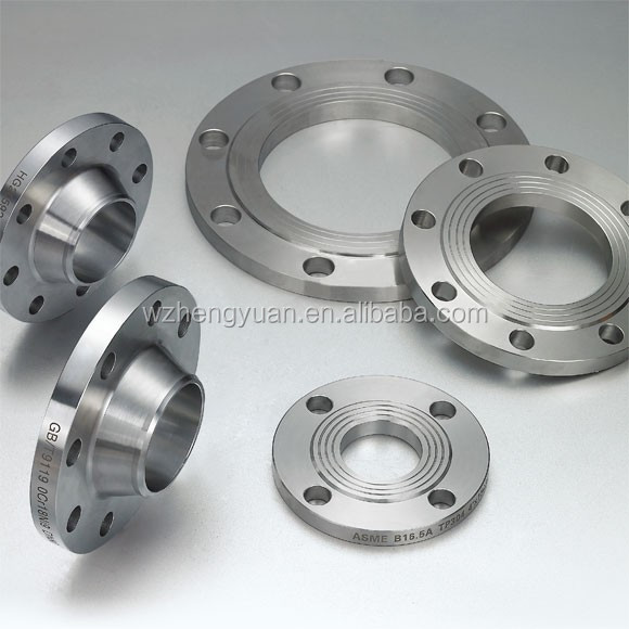 WN Stainless Steel Flange