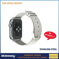 On time band watch strap accessory for apple watch band