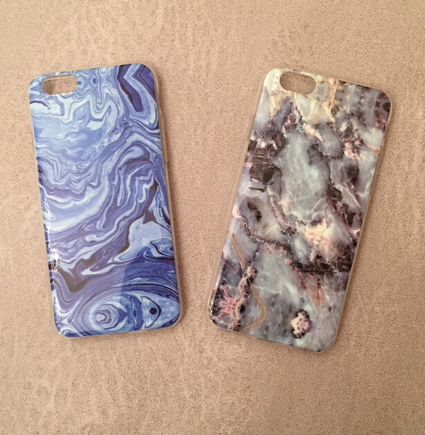 Amazon hotsale printing marble phone case CE RoHS approval