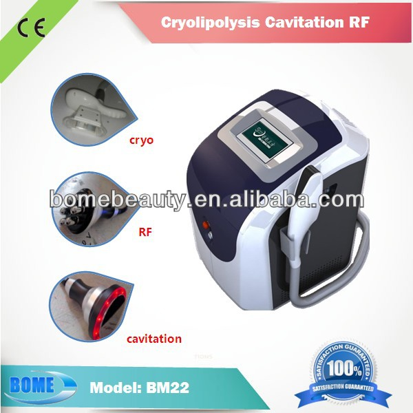 vacuum cavitation rf slimming massage fat burning machine