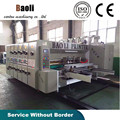 Factory price automatic print machine slotting