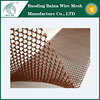 2017 decorative hebei China aluminum metal chain link curtain lowes fireplace screen