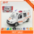 Hot sell die cast car toy, 1:42 alloy pull back car for kids with EN71