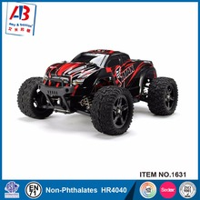Original 1/16 SCALE 1631 ELECTRIC 4WD 2.4GHZ RC OFF-ROAD BRUSHED MONSTER TRUCK