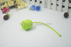 beauty silicone rose tea infuser factory