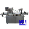MIC B30 glass bottle crimp-cap pharmaceutical syrup filling machine
