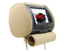 9 inch Headrest Car DVD Player HDMI HD 1080P Backseat Video
