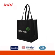 2016 Quality Customized cheap plain tote bag with logo printing