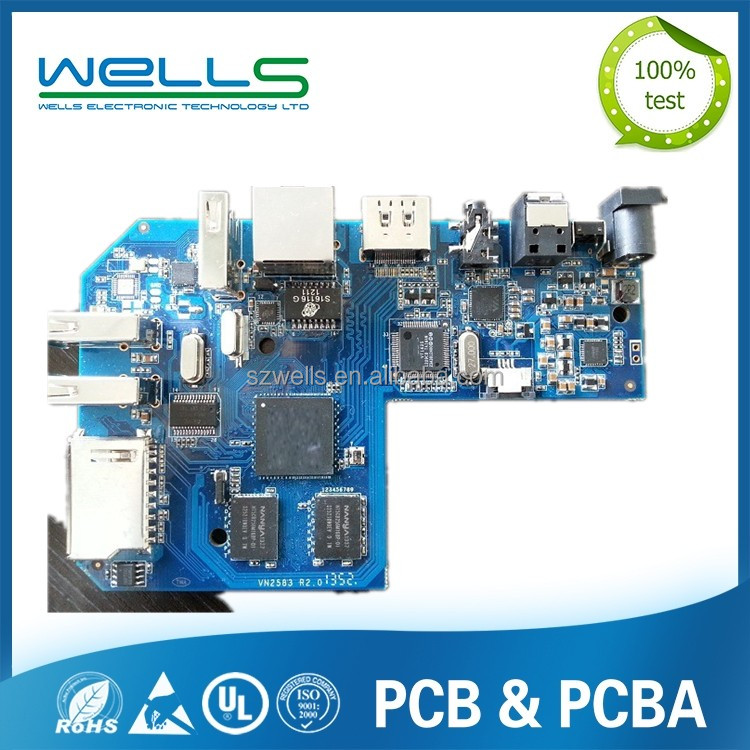 Top 10 PCBA in china electronics market
