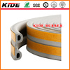 D/E/P shaped rubber self adhesive foam weatherstrip seal