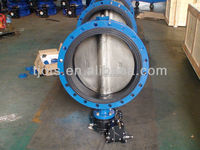 14 inch DN350 high quality best price PN16 wafer butterfly valve