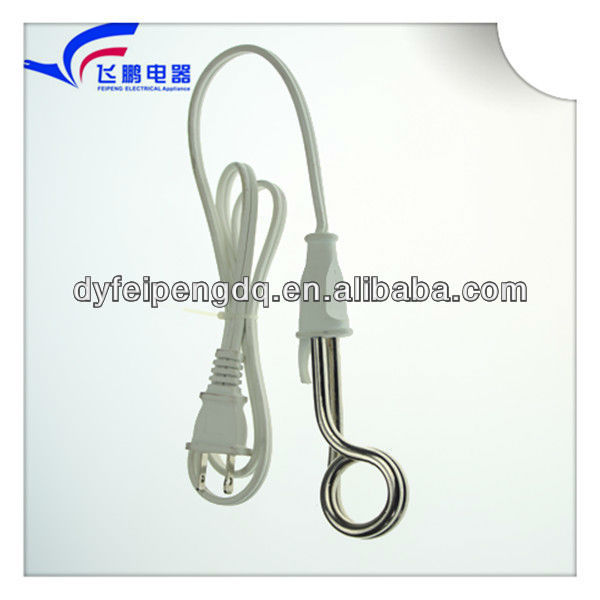 dual voltage immersion water heater