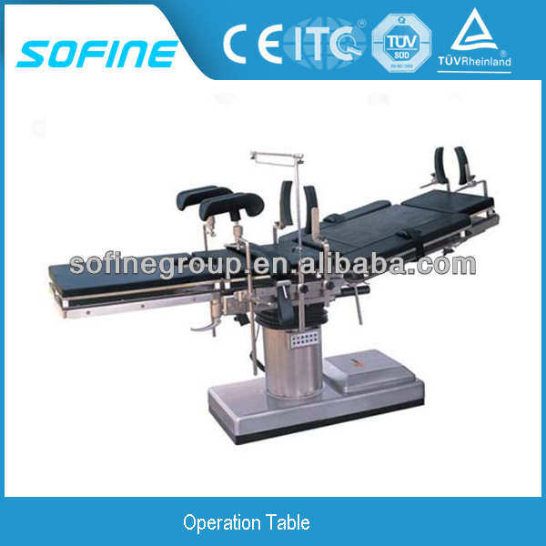 Hospital Electric Orthopedic Operating Table Parts