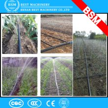 Irrigation flexible plastic pvc tube 3mm / Plastic Agriculture Farm Water-Saving Drip Irrigation Hose