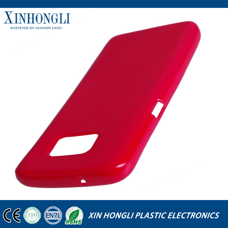 Excellent quality manufacture for samsung s7 tpu cover factory