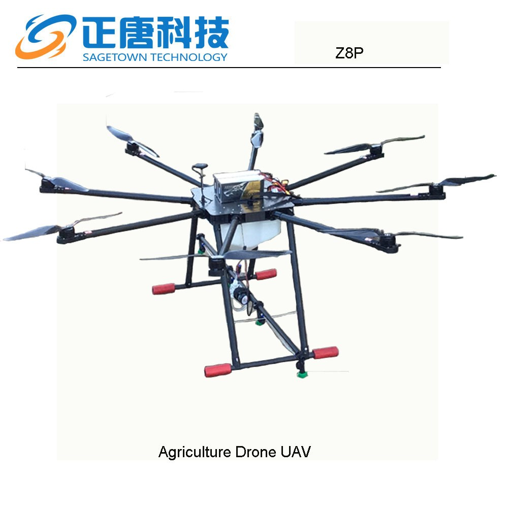 Z8P agriculture use multi-rotors GPS unmanned plane
