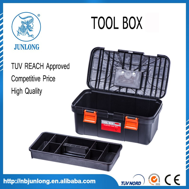 Professional cheap portable big electronic 19 Inch Tools Box