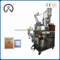 automatic coffee sachet packaging machine for coffee