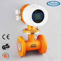 DH1000 series 4-20mA output flow meter supplier the best from china