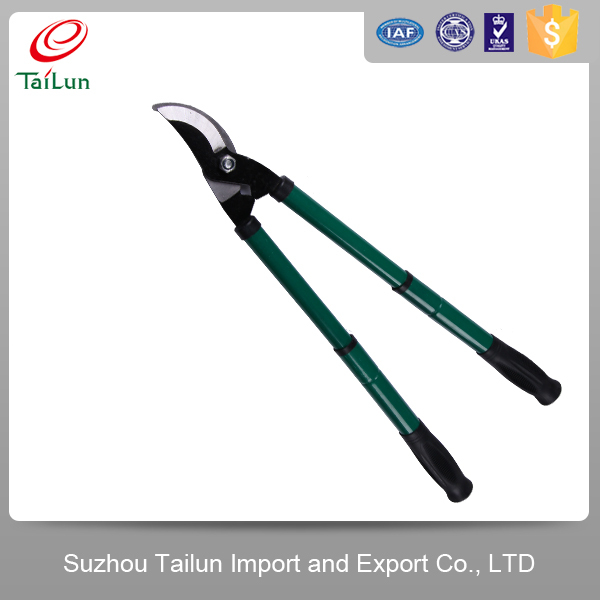 Garden Long Handle pruning shears carbon steel