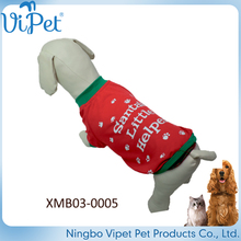 christmas cute and warm pet accessories dog clothes costume