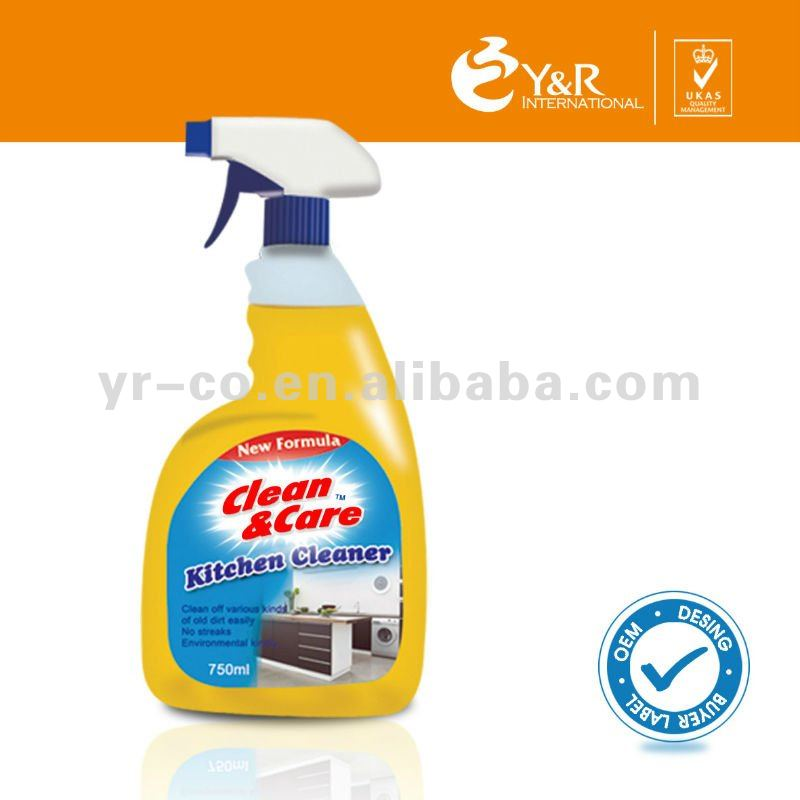 sample free kitchen utensil cleaner,strong clean power kitchen cleaner ,kitchen grease cleaner