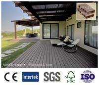 wpc decking like thermowood, hollow composite decking board, terrace floor