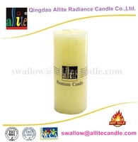 paraffin wax religious candle church candle