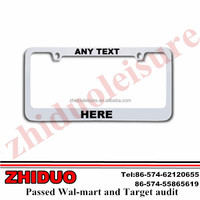 Gift NICE Europe LICENSE PLATE FRAME