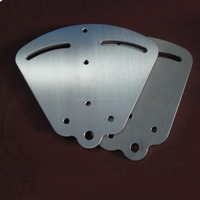 Customized bending parts stamping parts,Metal Custom Deep Drawn Stainless Steel Stamping Parts With Chrome Plating