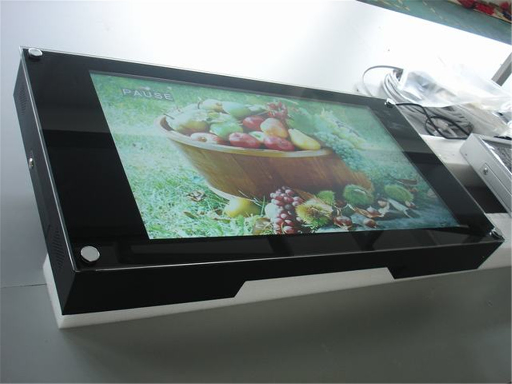 led advertising usb video lcd mount cheap advertising screens