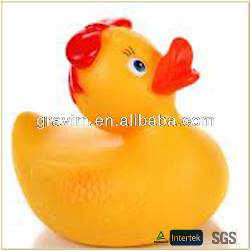 Various bulk proceed eco-friendly floating yellow rubber duck