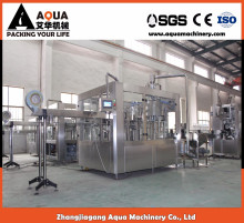 Small scale production machinery bottled soft drink making machines for sale
