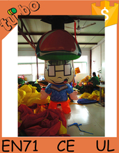 hot sale customized commercial inflatable fruits /inflatable advertising cartoon/ for advertising