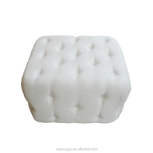 comfortable hot sale square Moroccan Pouf