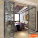 PLC Aluminum hanging screen partition screen decorative room dividers