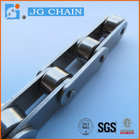 C212A China manufacturer stainless steel OEM service long pitch link large chain big chain