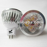 UL Listed Dimmable mr16 CREE 4X3W LED Indoor Lighting