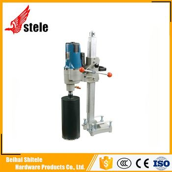 Practical export quality hollow core diamond drills machine