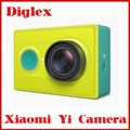 2015 Hot Sale Xiaomi Yi action Camera Sprot for Android OS 16MP Camera 080P