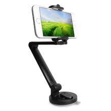 Universal 360 Rotation Desk Phone Holder Stand, Funny Cell Phone Holder for Desk for iphone 7 / 7 plus