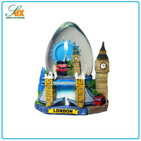 Newest Product Professional Custom London Souvenir Gift Snow Globes