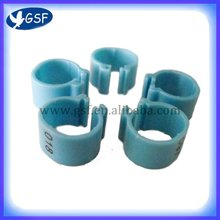 2012 pretty good quality plastic racing pigeon foot ring