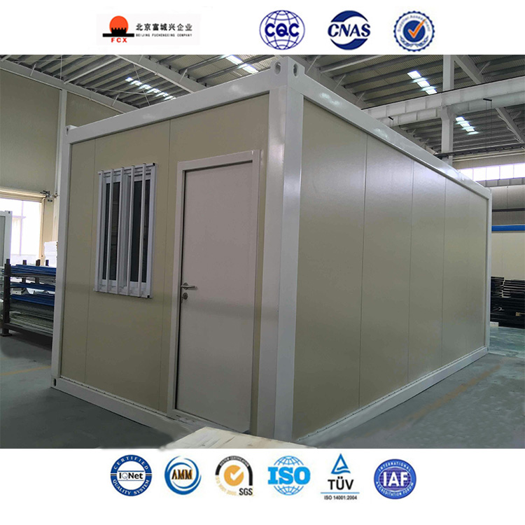 Mobile Work Office Container and Accommodation House