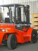 6t diesel fork lift dual front tyre